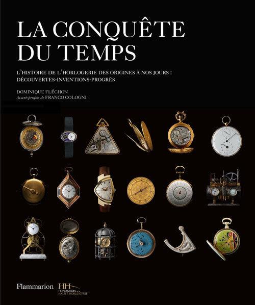 La conquête du temps par Dominique Fléchon