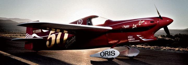 Oris BC3 Air Racing Limited Edition : dans le ciel de Reno…