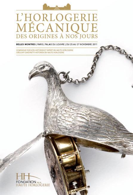 Belles Montres 2011 : La Fondation de la Haute Horlogerie raconte l'histoire de l'horlogerie mécanique