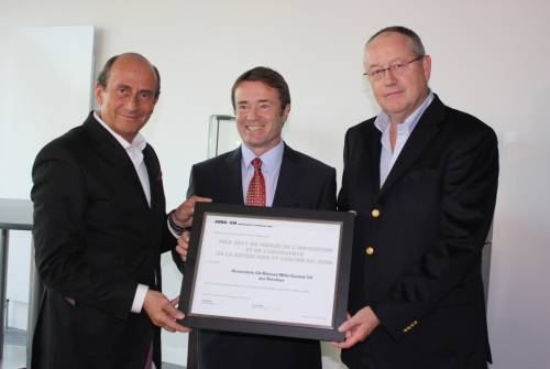 La montre RM 027 tourbillon de Richard Mille récompensée par le gouvernement de la République et Canton du Jura