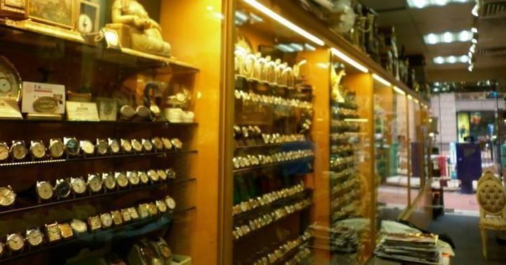 Hong Kong : deux adresses pour les montres vintage et de collection
