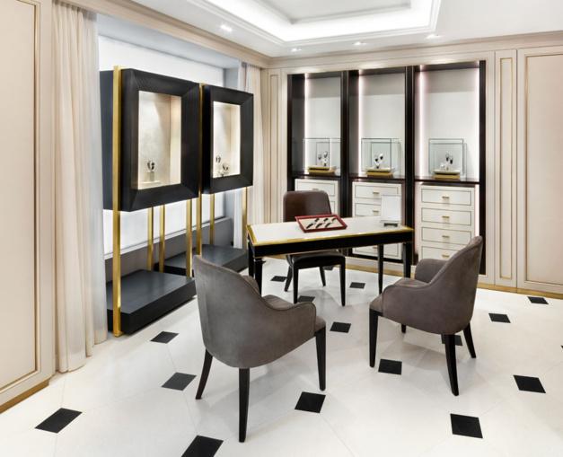 Londres Chopard flagship Bond Street