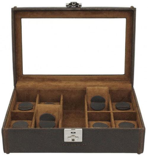 Friedrich Cubano : nouvelle collection de boites à montres chez Mister-Chrono