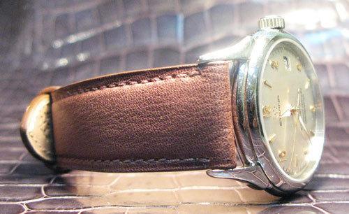 bracelet-montre ABP en lama