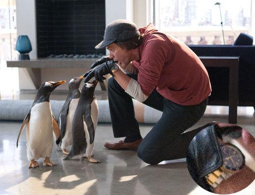 M. Popper et ses pingouins, copyright Twentieth Century Fox France