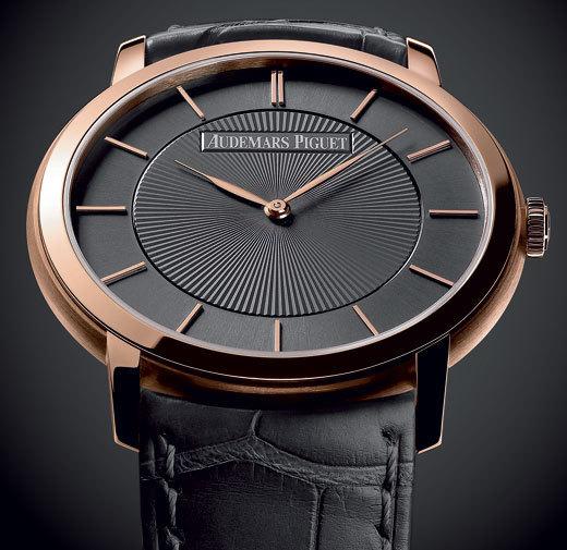 Jules Audemars Extra-Plate « Bolshoï » : ballet horloger