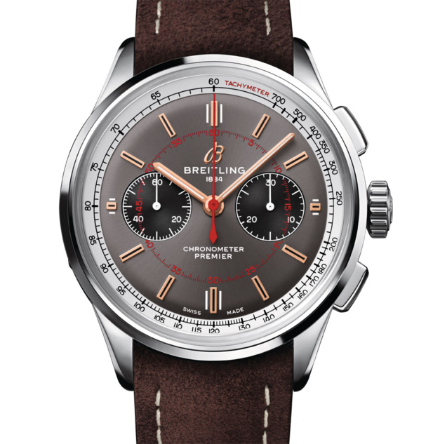 Breitling Chronographe B01 Wheels and Waves