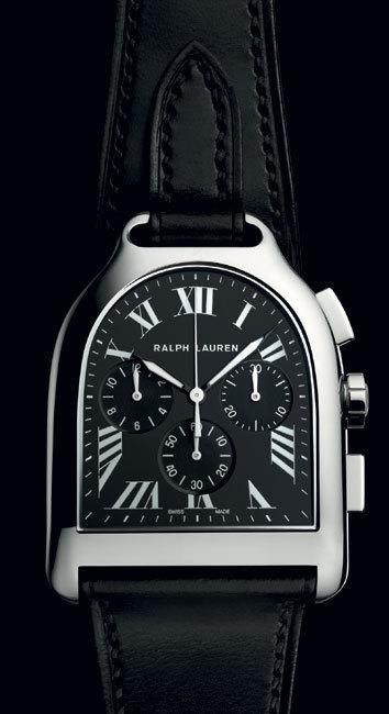 Ralph Lauren Large Stirrup : arrivée d'un somptueux chrono en acier