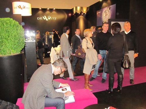 Salon Belles Montres 2011 : bilan de la 5ème édition