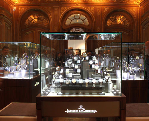 Artcurial : 1.9 million d'euros pour la vente Jaeger-LeCoultre–Unique Auction