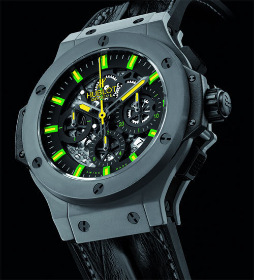 Hublot Big Bang Aero Bang Niemeyer