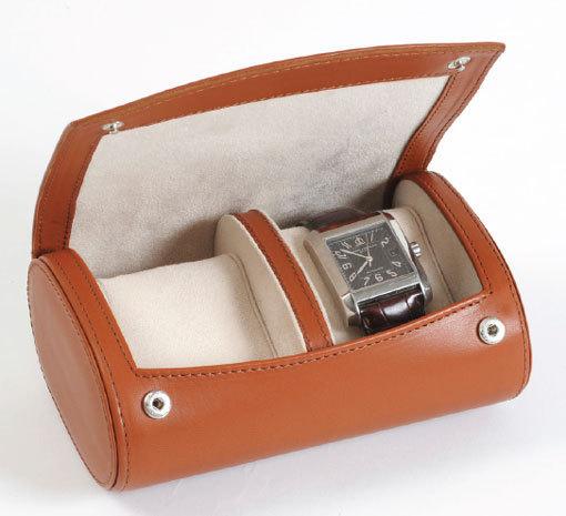 TalmonT : le maroquinier qui protège vos montres en voyage