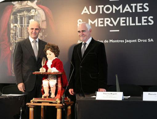 Automates & Merveilles : une expo, trois villes, trois musées et Jaquet Droz