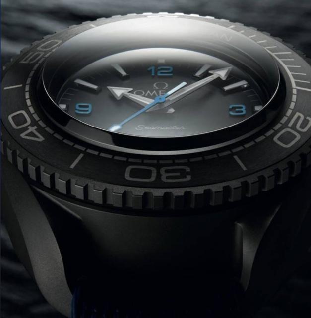 Omega Seamaster Planet Ocean Ultra Deep
