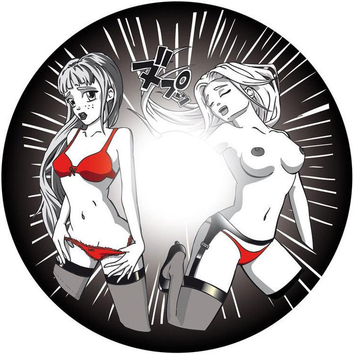 Perrelet Turbine Erotic : comic erotic