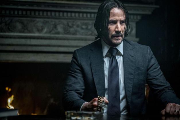 John Wick Parabellum, Keanu Reeves, DR