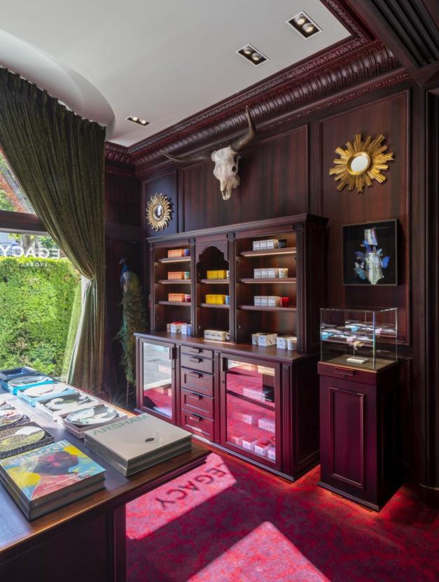 Boutique Legacy Fouquet's Barrière