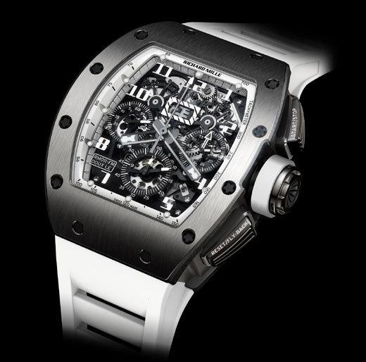 Doux Joaillier présente « Nuit Blanche », une édition limitée de trois montres Richard Mille