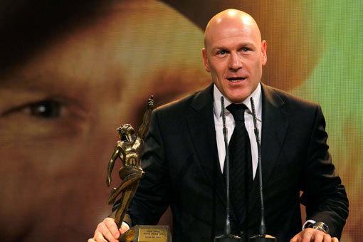 Didier Cuche, sportif de l'année 2011 en Suisse