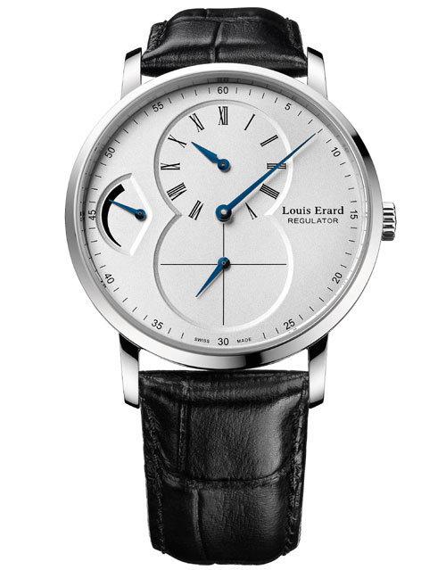 Louis Erard : collection Excellence… belle et accessible