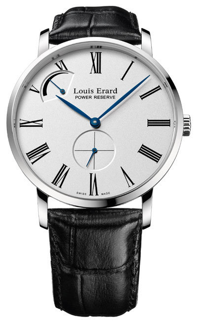 Louis Erard : collection Excellence… belle et accessible