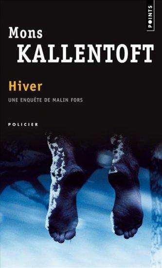 Hiver de Mons Kallentoft, copyright Editions Points