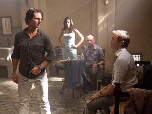Mission: Impossible - Protocole fantôme, DR