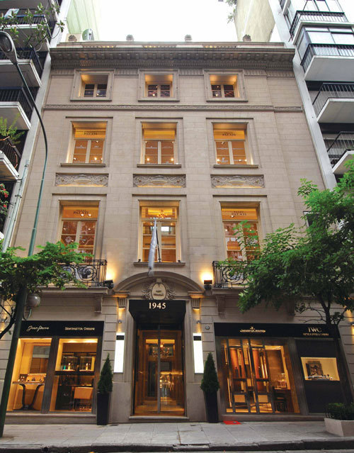 F.P. Journe ouvre à Buenos Aires en Argentine