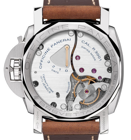 Officine Panerai Luminor Marina 1950 3 Days – 47 MM : prochain « must have » 2012