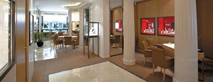 Dubail : un nouvel espace horloger d'exception place Vendôme