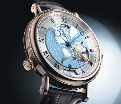 Breguet Hora Mundi : 1er Prix aux Watches Days 2011