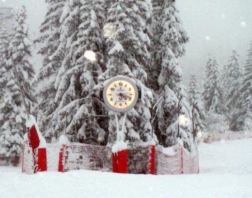 Hublot ouvre aujourd'hui à Courchevel : un beau cadeau de Noël