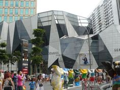 Starhill Gallery à Kuala Lumpur