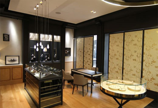 Boutique Piaget Zurich