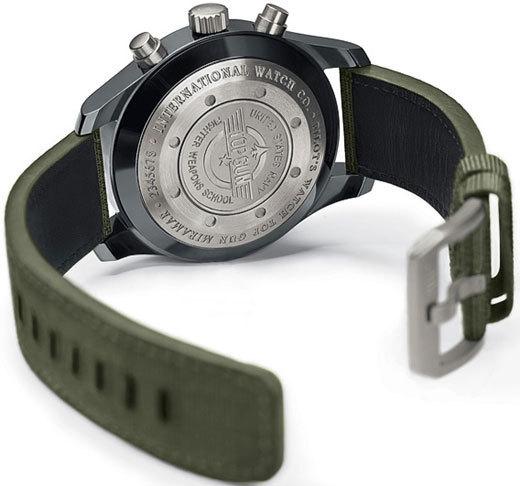 IWC Schaffhausen : une année 2012 dédiée aux montres d'aviateur