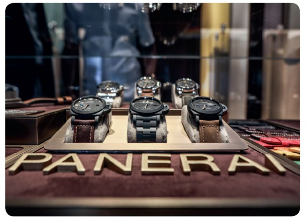Panerai, boutique musée Florence