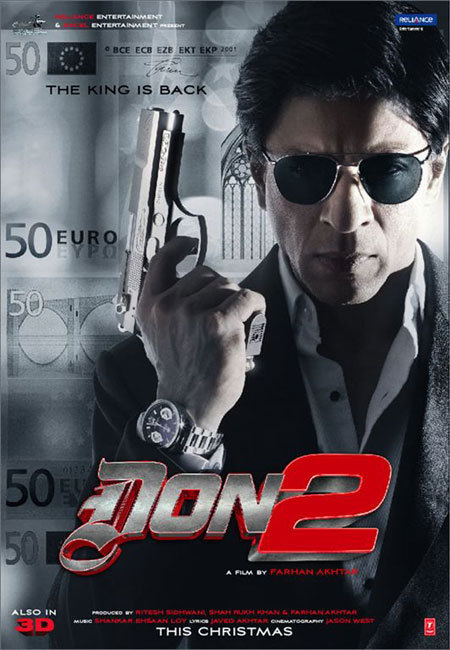 Don 2, DR