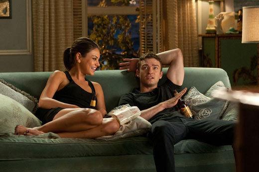 Sexe entre amis, Justin Timberlake, DR