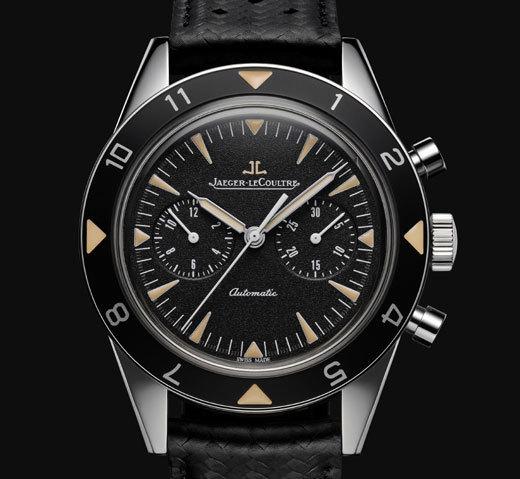 Jaeger-LeCoultre Deep Sea Vintage Chronograph : plongée dans le vintage