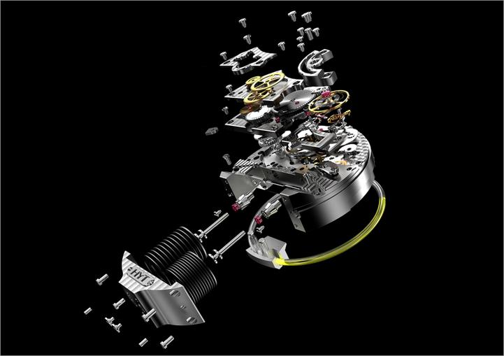 H1 HYT : la mécanique des fluides…