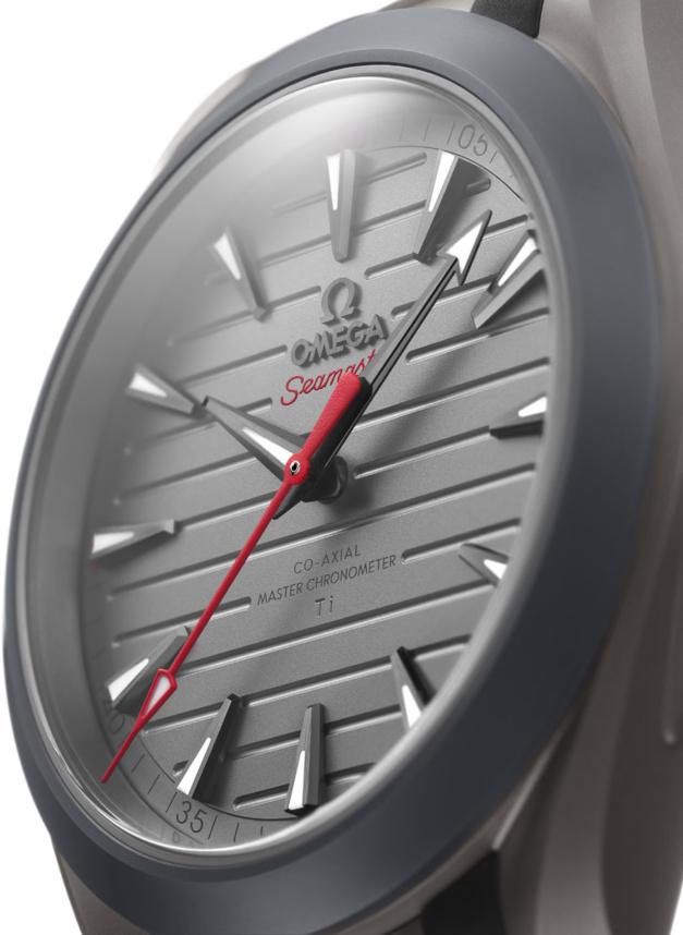 Omega Seamaster Aqua Terra : 55 grammes pour la mesure du temps qui passe