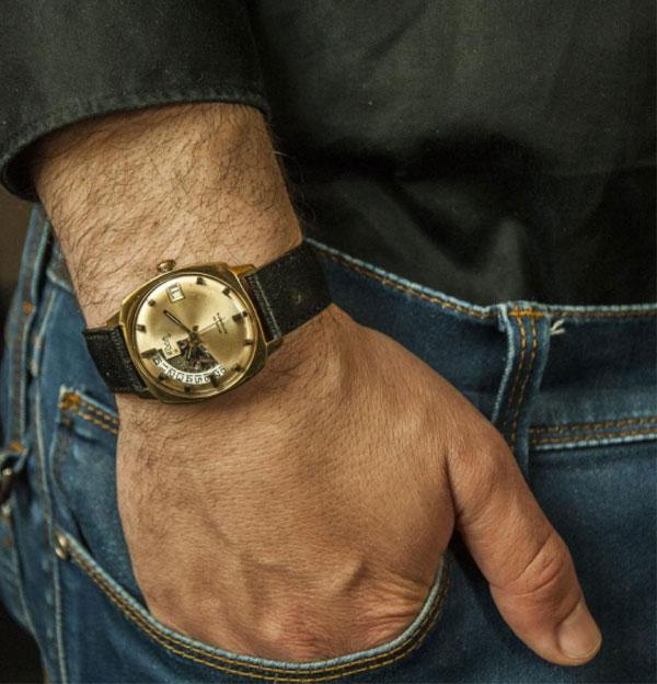 Horlogerie Vintage Joachim Gutierrez