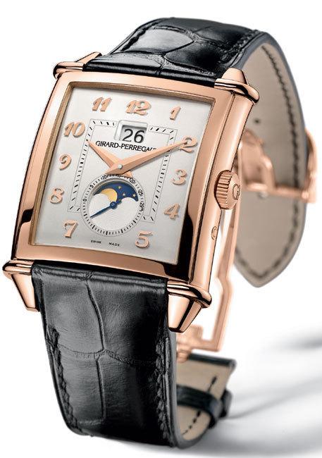 Girard-Perregaux Vintage 1945 Grande Date Phases de Lune : belle montre horlogère et intemporelle