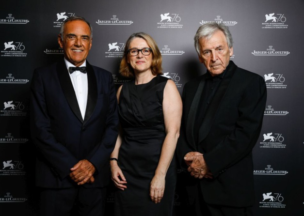 Jaeger-LeCoultre Glory to the Filmmaker 2019 revient à Costa-Gavras