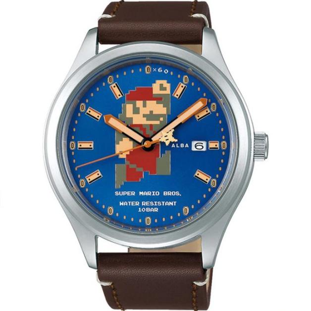 Seiko Mario Bros automatique