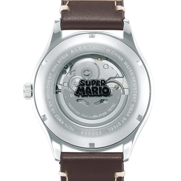 Seiko lance une collection de montres Mario Bros au Japon