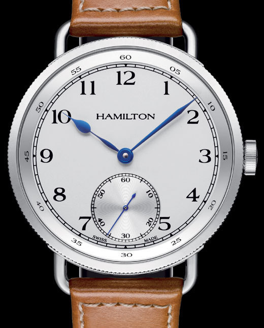 Hamilton Khaki Navy Pioneer Edition Limitée