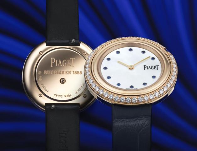 Piaget Possession Bucherer Blue Edition