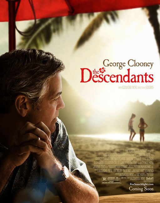 The descendants, DR