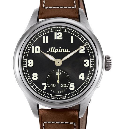 Alpina Heritage Pilot
